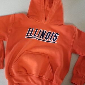 Illinois sweater